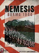 Nemesis: Burma 1944, NEW