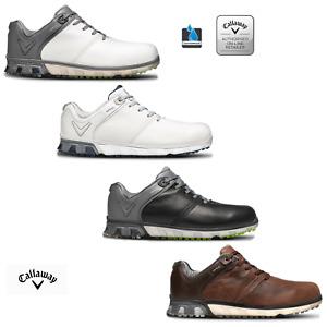 Callaway Golf APEX PRO Golf Shoes M570 (UK 6 - UK 13) - 4 colour options New