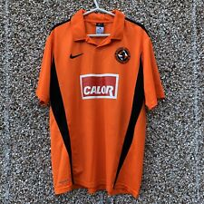 2010 2011 Dundee United home football shirt Classic Vintage - L