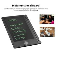 4.5 inch Paperless Digital LCD Writing Drawing Tablet Pad Graphic Board Notepad