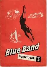 Boekje: Blue Band Sportboek - Deel 2