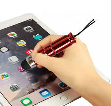 Mini Stylus Touch Screen Pen +DustPlug Capacitive for Samsung iPhone iPad Tablet