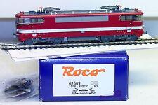 ROCO 62609 HO - BB9291 LIVREE CAPITOLE  SNCF CC/DC/PREDIGITAL 8P.
