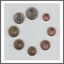 España 2007 Emisión monedas Sistema monetario euro € Tira