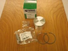 Meteor piston kit for Husqvarna 395 395XP 56mm with rings Italy 537 13 76-71