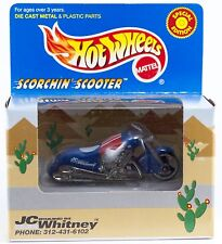 Hot Wheels Promo JC Whitney Scorchin' Scooter New In Box 1999