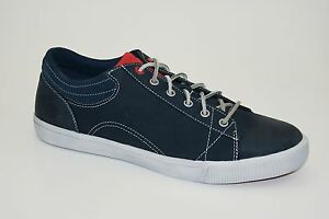 Timberland Glastenbury Leather Sneakers Low Shoes Men Lace Up A12N1