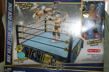 Mattel WWE Hall of Fame WCW Retro Ring Target Exclusive Dusty Rhodes WWF NEW