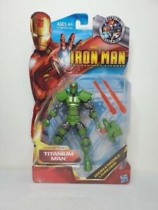 Marvel Legends Titanium Man Iron Man the Armored Avenger Series 2010 RARE Figure