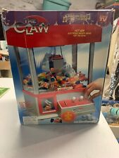 The Claw Electronic Fun Action Music Arcade 3 Joy Stick Game As Seen on TV NIB