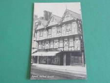 Robert Raikes House Shopfront UK Postcard