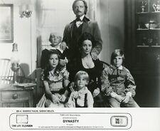 SARAH MILES HARRIS YULIN AND FAMILY PORTRAIT DYNASTY ORIGINAL 1974 ABC TV PHOTO