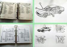 Werkstatthandbuch BMW 518i 520i 525 td tds E34 1994 Elektrische Schaltpläne
