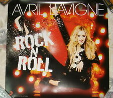 Avril Lavigne Rock N Roll 2013 Taiwan Promo Poster