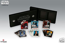 STAR WARS 3 DECKS POKER PLAYING CARDS KARTEN SPIEL IN GESCHENKBOX SIDESHOW