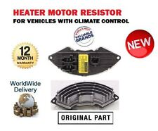 FOR CORSA D 2006->NEW HEATER MOTOR RESISTOR CLIMATE CONTROL MODELS 55702441