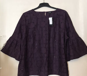 Top From Simple Be Size 24 NWT