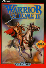 ## SEGA GENESIS - Warrior of Rome II 2 (nur das Modul, ohne OVP / unboxed) ##
