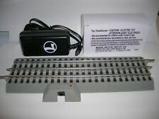 """LIONEL  TRANSFORMER AND FASTRACK TERMINAL """" SEE NOTES """" LOT # 12908"""