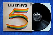 EKSEPTION / LP PHILIPS 6319 201 / 1972 ( F )