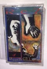 REZ Resurrection Band Reach of Love NEW Cassette RARE 1993 Christian Rock SEALED