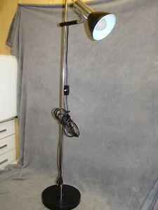 70er Vintage  Stehlampe Leselampe Spot Leuchte Lampe Strahler