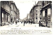 NEDERLAND 1901  FOTO  AK MAASTRICHT  WIJKERBRUGSTRAAT   PR EX