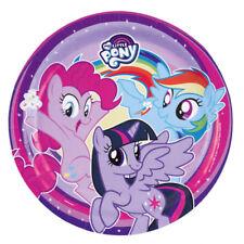 mein kleines Pony Papier Party Teller Pk8