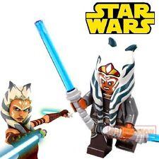 Ahsoka Tano Minifigure fits Lego Toy Star Wars Clone War H72674