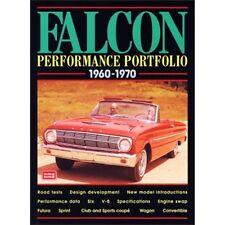 Falcon Performance Portfolio 1960-1970 book paper