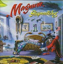 Sleepwalking (1992) by Magnum | CD | condition good