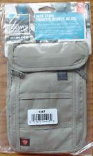 Lewis N. Clark RFID Neck Stash Passport Pouch - Blocks Unauthorized Scanning