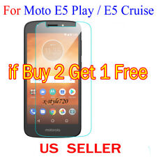 1x Clear LCD Screen Protector Guard Cover For Motorola Moto E5 Play / E5 Cruise