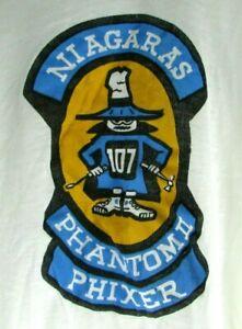 VTG Trench Niagaras PHANTOM PHIXER 107 Thin T Shirt USA L 42-44 single stitch