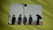 Shinee 1000 years group OFFICIAL Photocard Kpop K-pop with toploader u.s seller