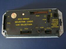 AMI SELECTOR LOGIC 120 Selection  # 603-08060 getestet
