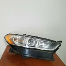 2013 - 2016 FORD FUSION PASSENGER RH HALOGEN HEADLIGHT OEM D873-13W029-CD