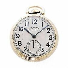 Hamilton Antique Pocket Watch