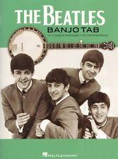 The Beatles Banjo Tab 22 Classics Songbook Noten