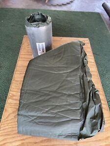 NEW Military Issue Self-Inflating Sleeping Mat Pad Mattress OD Green