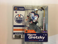 McFarlane Toys Wayne Gretzky figure 2004 Edmonton Oilers NHL Legends variant