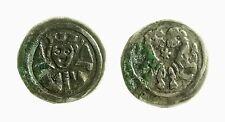 pci3867) Hungary  DENARO Busto frontale con spade / 2 Leoni Stella - Husz: 269