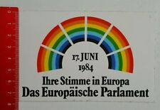 Pegatina/sticker: el Parlamento Europeo (270416113)
