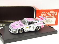 Quartzo 1/43 - Porsche 935 Kremer K3 N°42 le Mans 1980