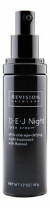 Revision DEJ Night Face Cream 1.7 oz. Night Treatment