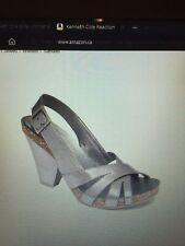 Kenneth Cole Reaction  Woman Sandals  Bronze size 6 M