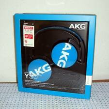 NEW AKG Y50 ON-EAR HEADPHONES WITH UNIVERSAL REMOTE & MICROPHONE