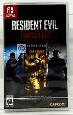 Resident Evil Triple Pack - Nintendo Switch - Brand New | Factory Sealed