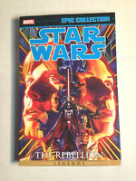 Star Wars THE REBELLION VOL 1 LEGENDS Epic Collection Graphic Novel TPB NEW