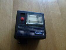 Rollei 100 XLC Flash Gun - working & good condition